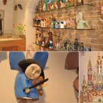 Drewniane ręcznie tworzone anioły oraz szopki bożonarodzeniowe idealne na prezent